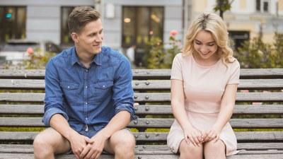 Körpersprache flirten jungs