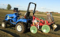 Self-steering automated tractor offers more precision in the field