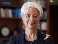 KU Leuven awards honorary doctorate to Christine Lagarde, IMF chief