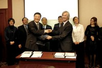 KU Leuven seals partnerships with top Chinese universities