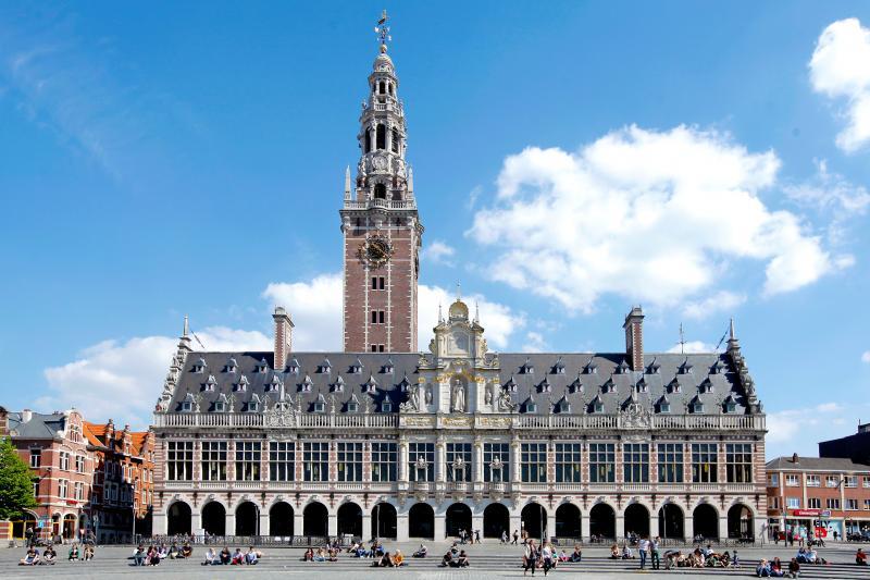 Αποτέλεσμα εικόνας για flemish university leuven