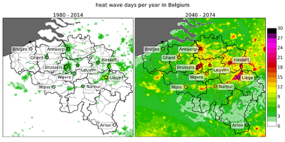 video heat stress in belgian cities subtitled in english