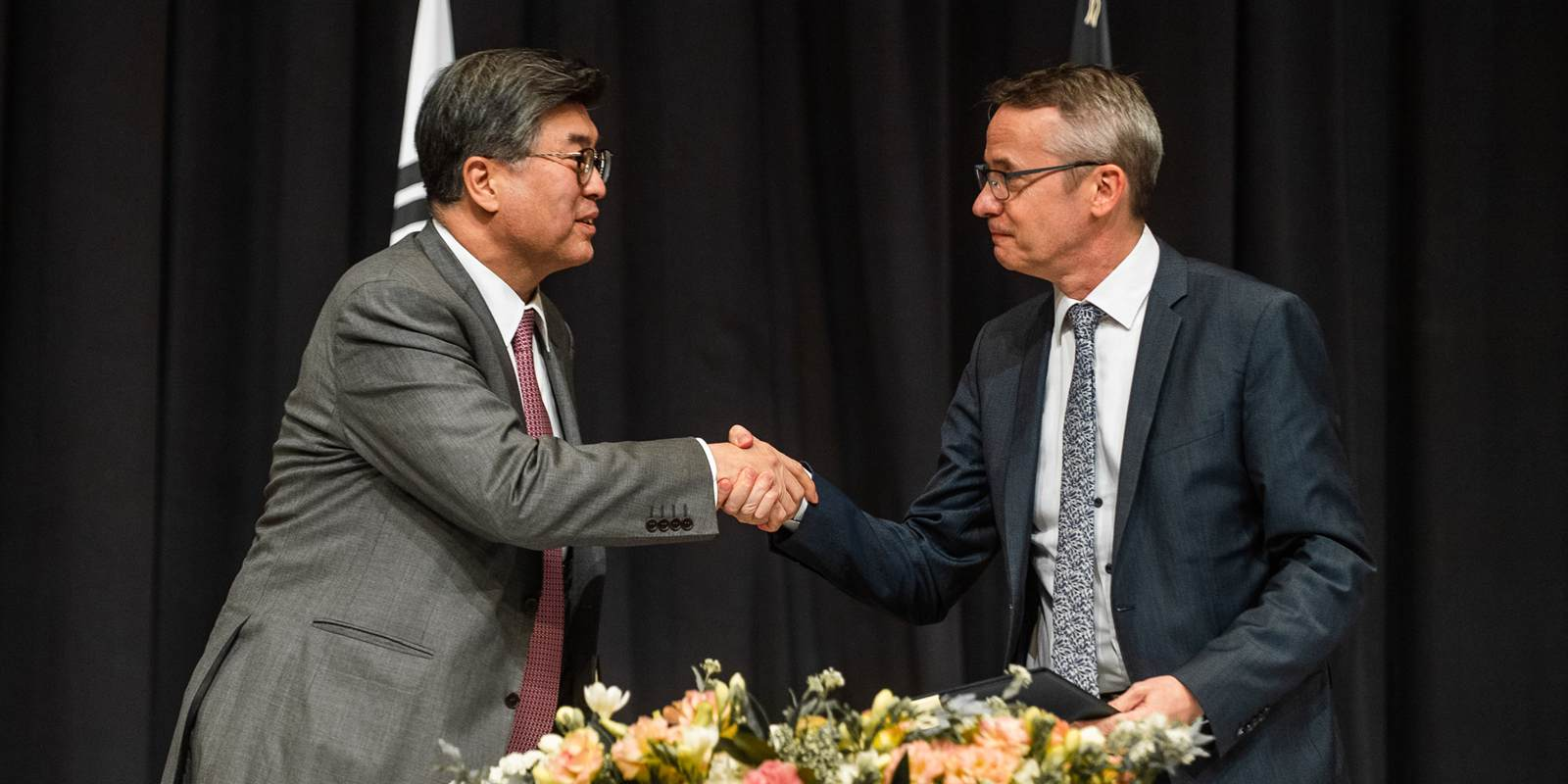 KU Leuven strengthens partnership with South Korean top