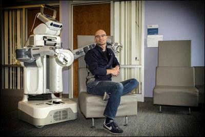 Robotica-expert Pieter Abbeel: