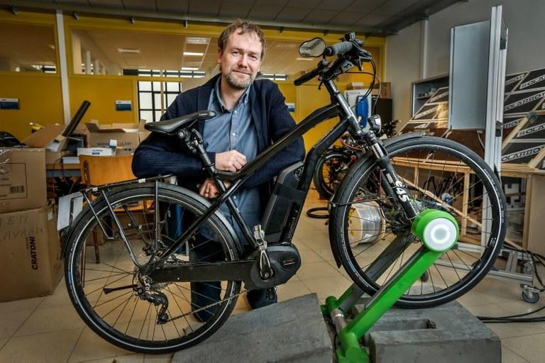 Lichte Elektrische Fiets : E bike heeft meer toekomst dan de elektrische autou d u snel